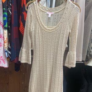 Betsey Johnson Crochet Dress